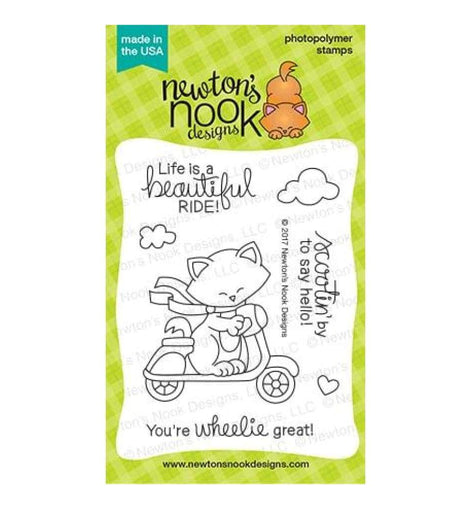 Newton's Nook Newton Scoots By - Crafty Meraki