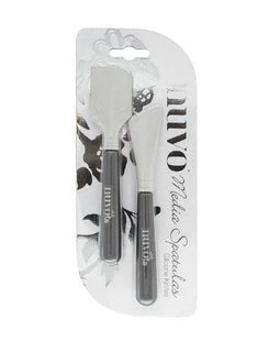 Nuvo Media Spatulas - 2 Pack - Crafty Meraki