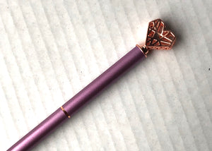 Fancy Pen - Heart Shape
