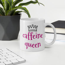 Load image into Gallery viewer, Mug - Caffeine Queen