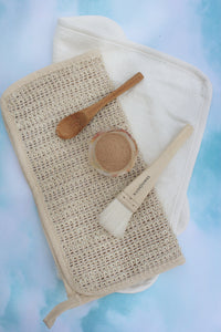 Reusable Agave Washcloth