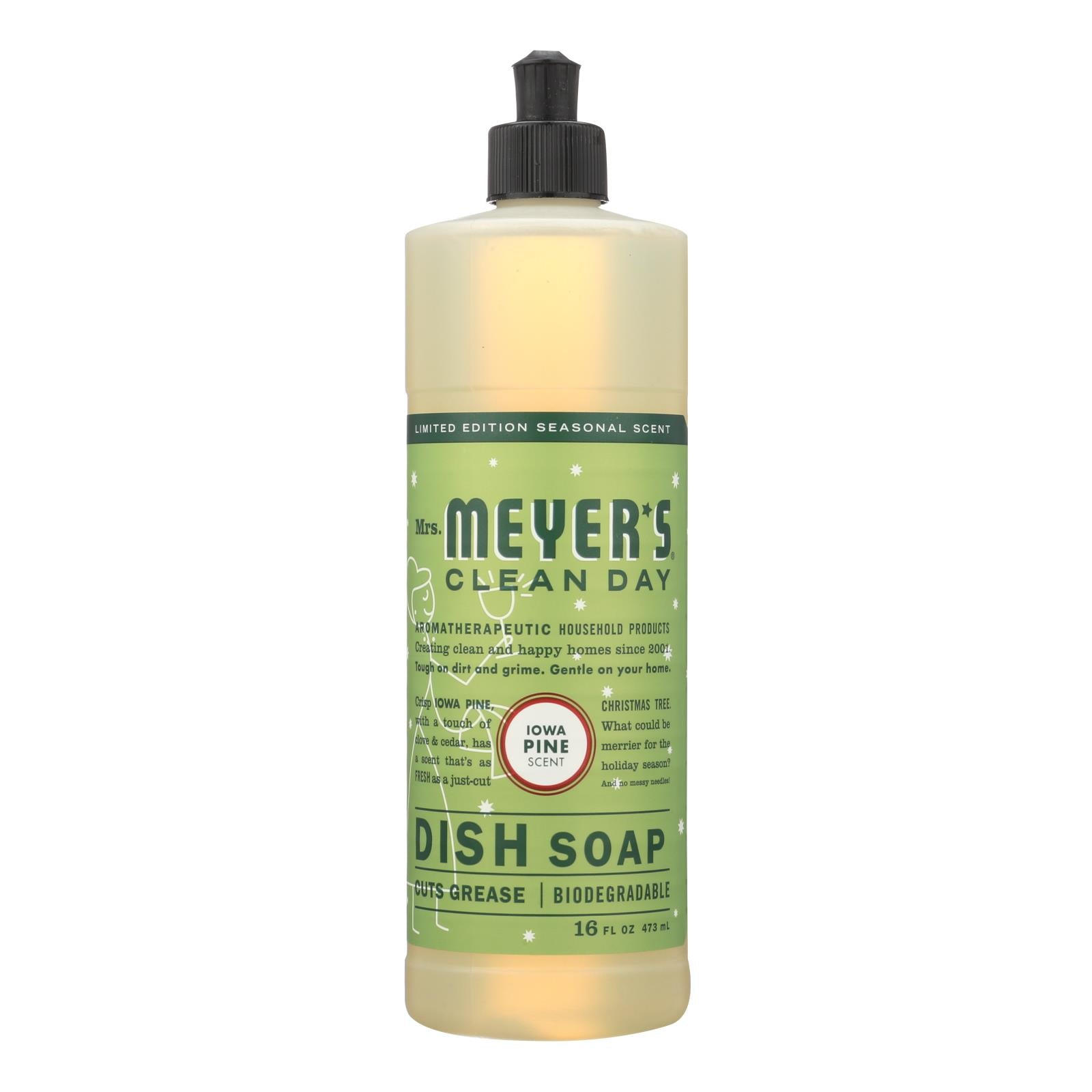 Mrs. Meyer's Liquid Dish Soap