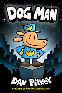 DOG MAN NO. 1