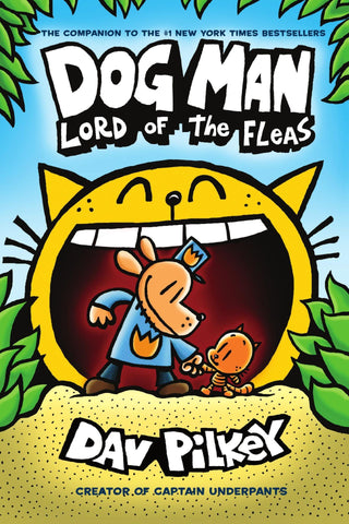 DOG MAN NO. 5 THE LORD OF THE FLEAS