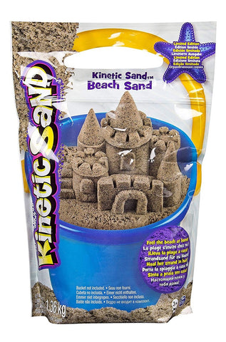 Kinetic Sand bolsa 1.3kg arena de playa