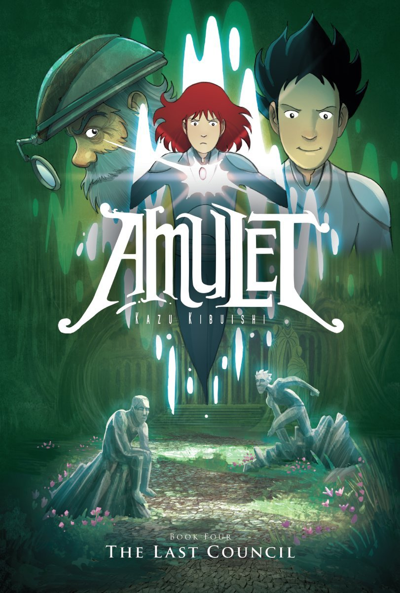 AMULET #4 THE LAST COUNCIL