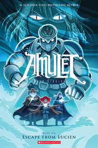 AMULET #6 ESCAPE FROM LUCIEN