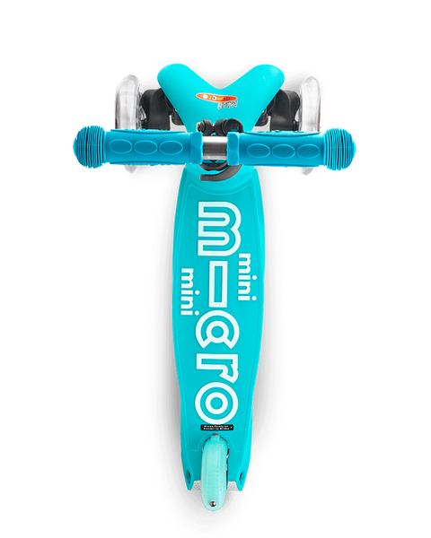 Scooter Mini Deluxe Aqua