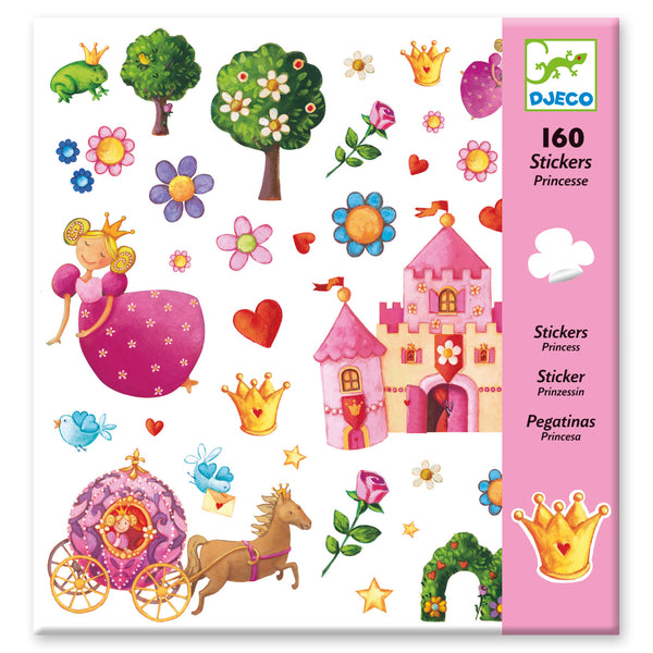 Stickers Princesa Margarita