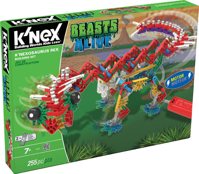 K'nexosaurus Bldg Set