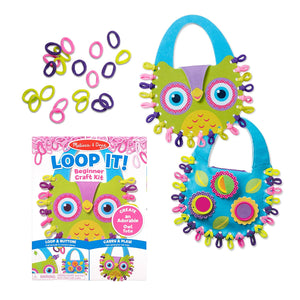 Loop it Bolso de Buho
