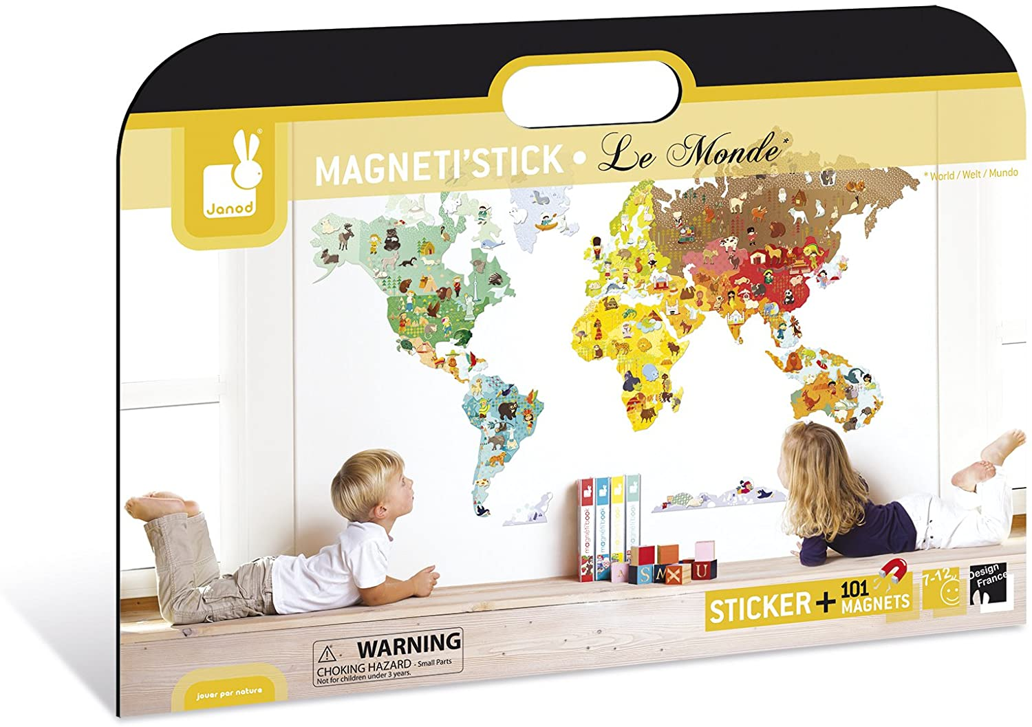 Magnetic Stick Mundo