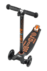 Scooter Maxi Deluxe Negro