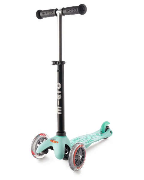 Scooter Mini2Go Deluxe Menta