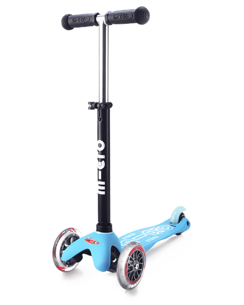 Scooter Mini2Go Deluxe Azul