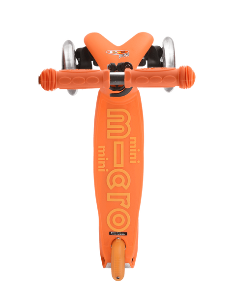 Scooter Mini Deluxe Naranja