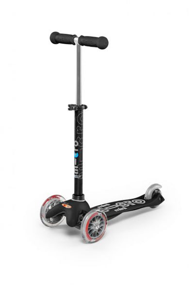 Scooter Mini Deluxe Negro