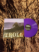 Load image into Gallery viewer, OIR-010:  Troll - Self Titled (purple record)