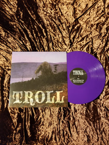 OIR-010:  Troll - Self Titled (purple record)