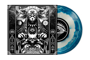 TCP Exclusive Record:  Somnus Throne - Self Titled (two variants)