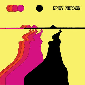 Spiny Norman - Self Titled (black record)