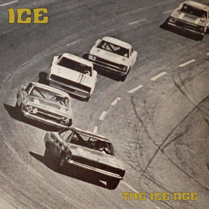 Ice - The Ice Age (compact disc)