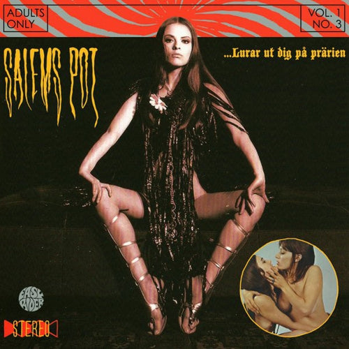 Salem's Pot - Lurar Ut Dig Pa Prarien (black record)