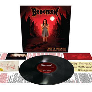 1973:  Bedemon - Child of Darness (black record) *Pentagram