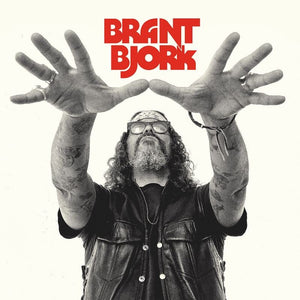Brant Bjork - Self Titled (limited red splatter record) *Import