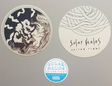 Load image into Gallery viewer, Solar Halos - Coiled Light (black record) *Import