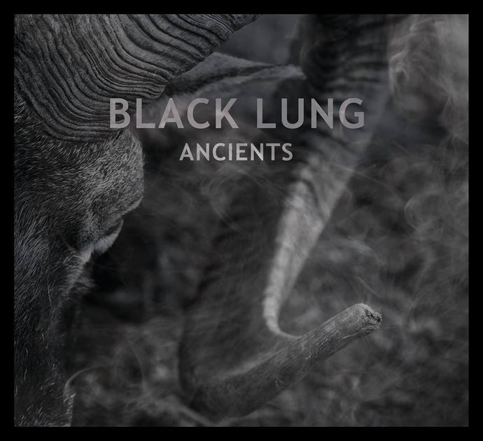 RIPCD-114:  Black Lung - Ancients (compact disc)