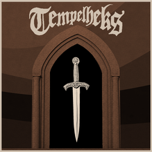 Load image into Gallery viewer, Templeheks - Midnight Mirror (gold record) *Import