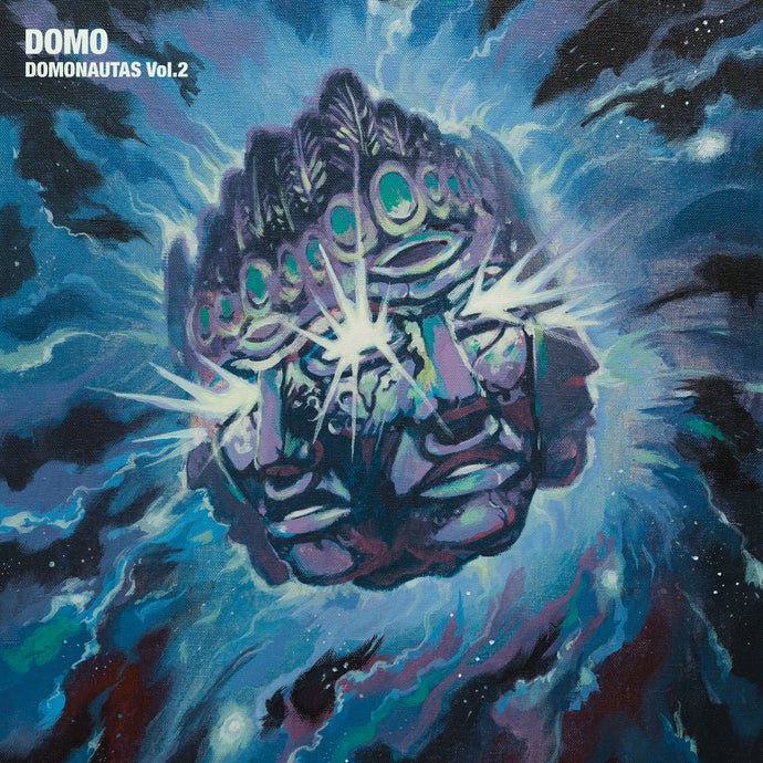 PreOrder/CR:  Domo - Domonautas Volume II (black record)