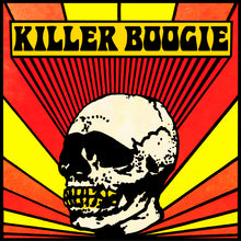 Load image into Gallery viewer, HPS-021v2:  Killer Boogie - Detroit (record)