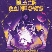 Load image into Gallery viewer, HPS-037:  Black Rainbows - Stellar Prophecy (record)