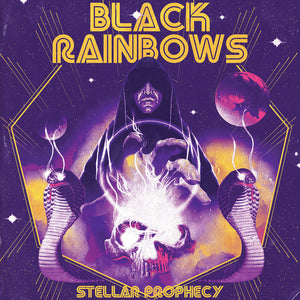 HPS-037:  Black Rainbows - Stellar Prophecy (record)