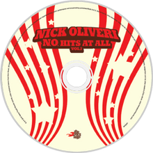 Load image into Gallery viewer, HPS-046:  Nick Oliveri - N.O. Hits at All Volume 1 (compact disc)