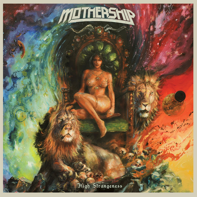 Mothership - High Strangeness (black record) *Import
