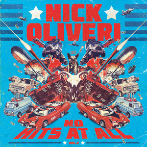 HPS-057:  Nick Oliveri - N.O. Hits at All Volume 2 (compact disc)