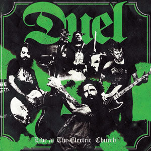 HPS-080:  Duel - Live at the Electric Church (record)