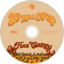 Load image into Gallery viewer, HPS-094:  Crypt Trip - Haze County (compact disc)