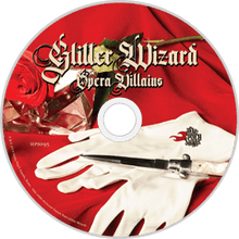 Load image into Gallery viewer, HPS-095:  Glitter Wizard - Opera Villains (record)