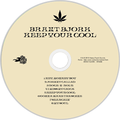 HPS-098:  Brant Bjork - Keep Your Cool (compact disc)
