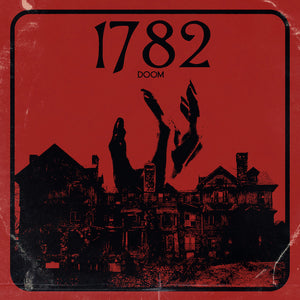 HPS-106:  1782 - Self Titled (record)