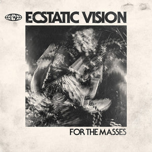 HPS-109:  Ecstatic Vision - For the Masses (ultra limited purple splatter record) *Import