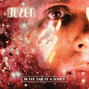 HPS-122:  Dozer - In the Tail of a Comet (ultra limited transparent splatter red record) *Import