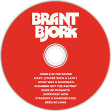 Load image into Gallery viewer, HPS-129:  Brant Bjork - Self Titled (compact disc)