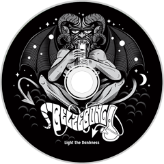 HPS-135:  Belzebong - Light the Dankness (compact disc)