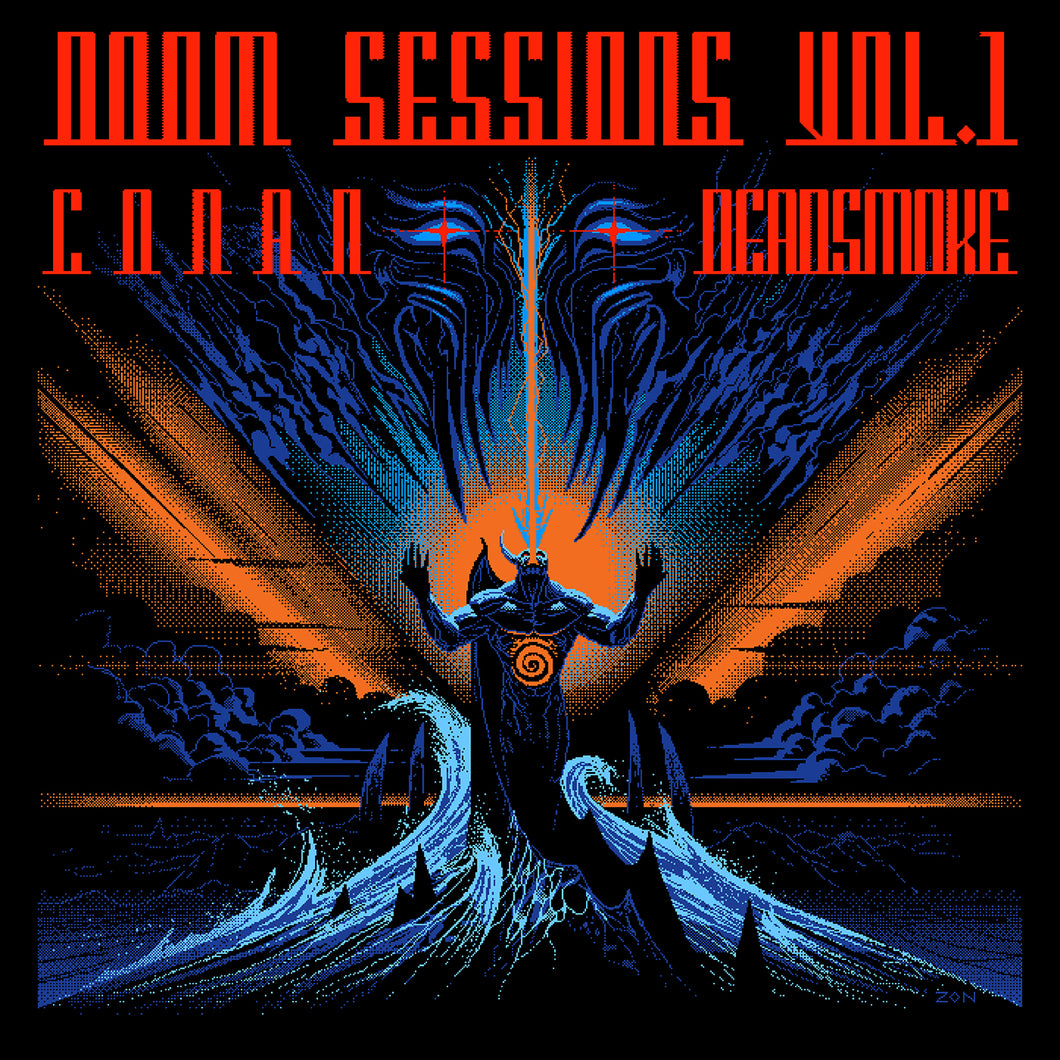 HPS-136:  Doom Sessions - Volume 1 (compact disc)