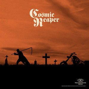 PreOrder/Release 19 March 21. HPS-158:  Cosmic Reaper - Self Titled (compact disc)